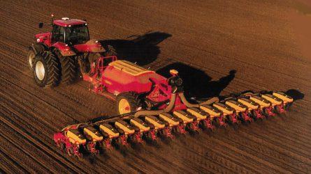 Gépújdonságok az olajnövények termesztési technológiáiban - Vetéstechnika