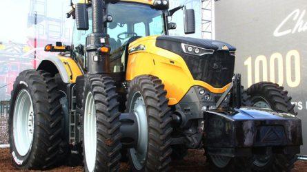 A holnap igényei szerint - Díjnyertes Challenger 1000 traktorszéria