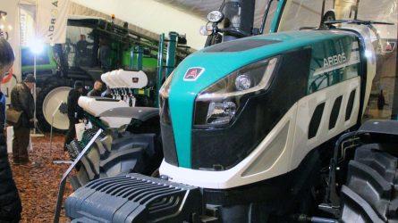 ARBOS - a hazai piac új sztár traktora