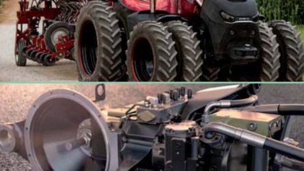 Bemutatjuk a JCB díjazott sebességváltó rendszerét és a CASE IH fülke nélküli traktorát