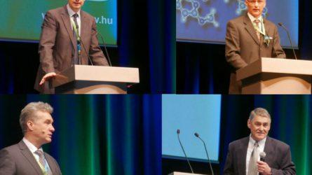 Vezető szerep az innovációban, fenntarthatóságban és a társadalmi együttműködésben – Bayer konferencia Budapesten
