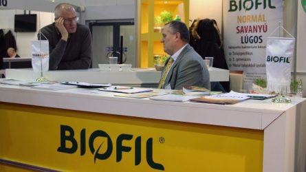 BIOFIL - A borsó hatékonyabb gümőképzéséért