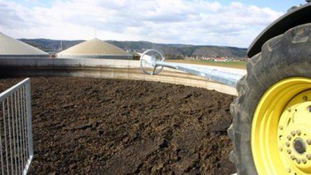 Biogáz üzem épül a Balaton mellett