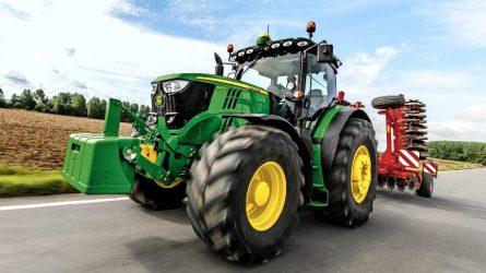 A traktorok újszerű pótsúlyozása