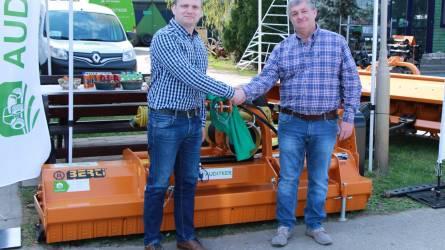 Agrofórum nyertesek II. - Idén is a legjobbkor érkezett a nyeremény szárzúzó