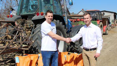 Agrofórum nyertesek III. - Remélem, a KWS révén a kukoricával kétszer fogok nyerni idén