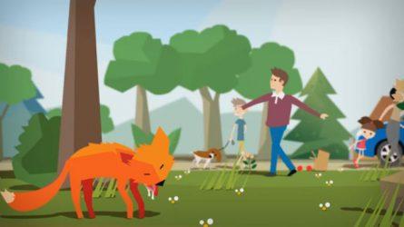 Megkezdődött rókák veszettség elleni vakcinázása