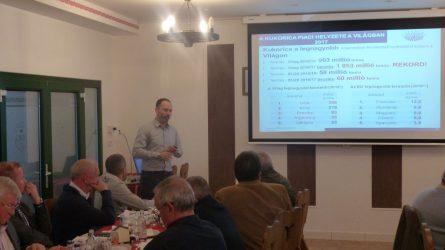 Határszemle - Termelői csoportok, terménypiaci kilátások, hírek a határból (TERKA információ)