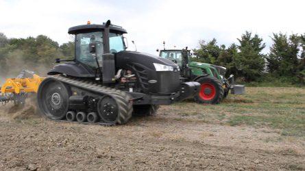 FENDT lesz a Challenger traktorokból Európában