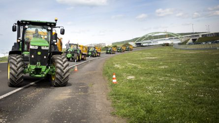A John Deere és a Michelin Európa legjobb traktorvezetőjét keresi