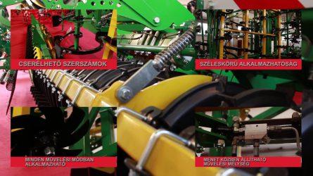 KERNER STRATOS mulcs magágykészítő - Vektor-Holding Kft.
