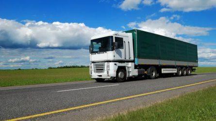 Hétvégén is lehet terményt szállítani - A hőség miatt felfüggesztve a kamionstop