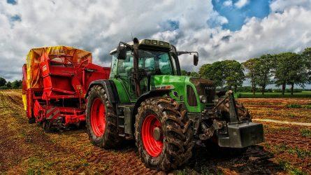 31 milliárd forintért vettünk mezőgazdasági gépeket az I. negyedévben