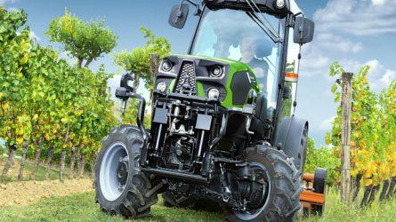 Az új Deutz-Fahr 5 DS / DV / DF speciális traktorcsalád