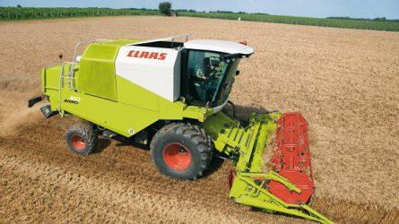 Egyre több traktort és kombájnt értékesítenek