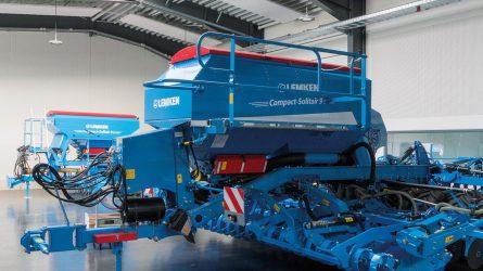 2018-tól új AgroFarm tréningközpontban képzi a szervizeseket és a kereskedőket a Lemken