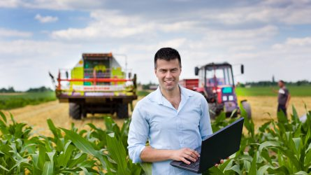 Információszerzés és döntéstámogatás az agráriumban
