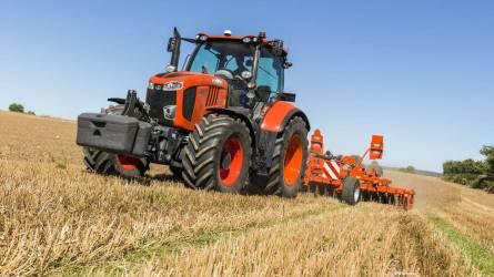 Keleti traktor újdonságok