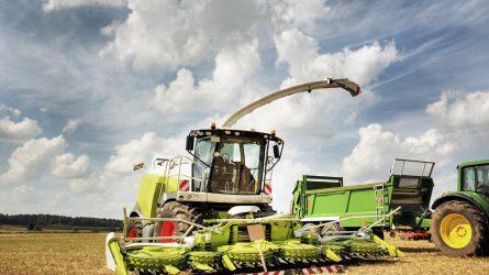 Növekedett a mezőgazdasági gépek lízingje