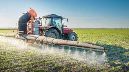 Fontos információk a növényvédelmi gépek kötelező időszakos műszaki felülvizsgálatáról!