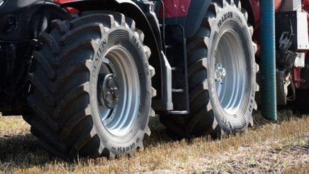 Komoly megtakarítás a talajmunkáknál - A Vredestein bemutatja a Traxion Optimall gumiabroncsot