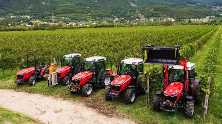 Bemutatkozik a Massey Ferguson új 3700-as traktorcsaládja