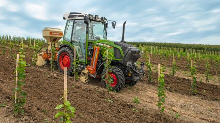 Két mezőgazdaságigép-gyártó óriás aratott az Agritechnicán