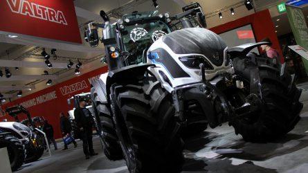 Magyar kiállítók és az Év Traktora a hannoveri Agritechnica kiállításon (+KÉPEK)