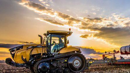 Új Challenger MT700 gumihevederes traktorok (+VIDEÓ)