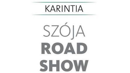 Karintia Szója Roadshow