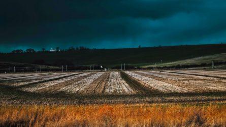Agrometeorológia: enyhülés csapadékkal és sáros talajjal