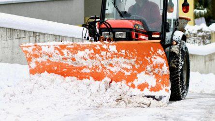 Meteorológiai szolgálat: érkezik az első komolyabb hótakaró