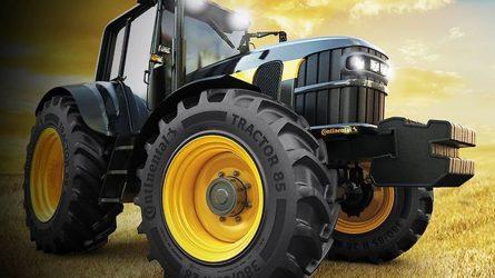 A Continental új mezőgazdasági gumiabroncsai