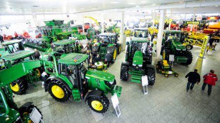 130 milliós üzletet is kötött a Hetech a nyitrai Agrosalon szakkiállításon