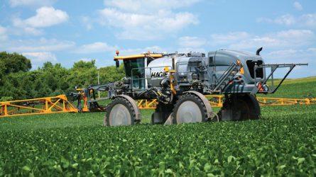 Megugrott a mezőgazdasági gépek értékesítése
