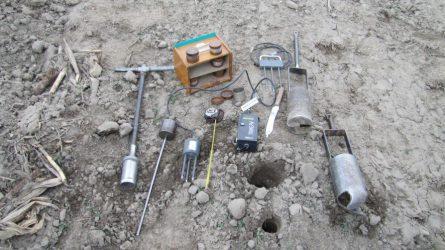 A talajvizsgálatok szerepe a precíziós gazdálkodásban