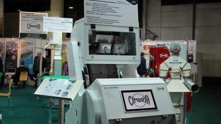 Prémium kategóriás megoldásokkal várta a látogatókat a CHH Műszaki KFT az AGROmashEXPO-n