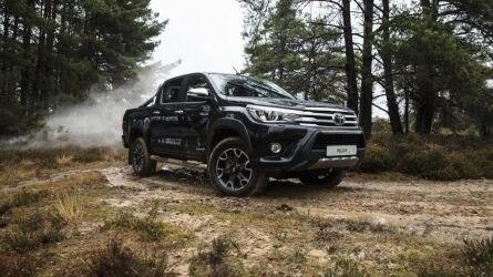 Brutális Toyota Hilux született