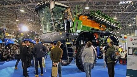 Fergeteges volt az AGROmashEXPO, jövőre viszont kisebb lesz (+KÉPEK)