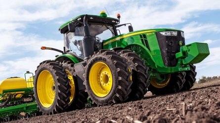 Gyengén teljesített a traktorpiac augusztusban