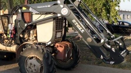 Homlokrakodók MTZ traktorokra – itt a legjobb megoldás