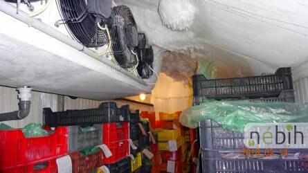 Több mint 5 tonna élelmiszert vont ki a Nébih a forgalomból