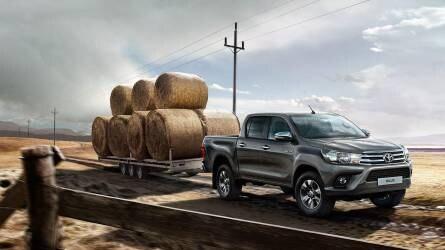 A Toyota Hilux a legkelendőbb pick-up