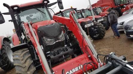 A Case IH traktorok meghódítják a Nyírséget is - Új telephelyet adott át az Agro-Békés