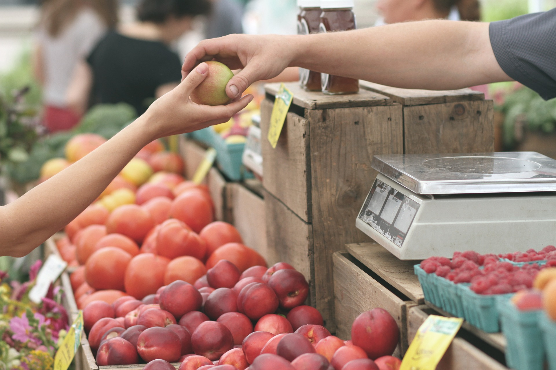 Termelői piac Letenyén - nyugat krónika