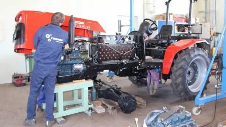 Tavasszal kezdődhet a magyar Renner traktorok sorozatgyártása