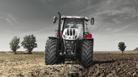 Steyr traktorok a legnagyobbaktól a legkisebbekig