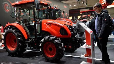 Érkeznek az új ZETOR traktorok - Bemutatjuk az Utilix és Hortus kistraktorokat