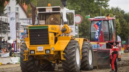 Traktorhúzó verseny is lesz a Bábolnai Gazdanapokon