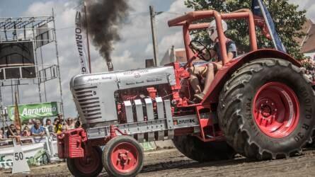 Lopott traktorral, részegen menekült egy magyar fiatal Németországban